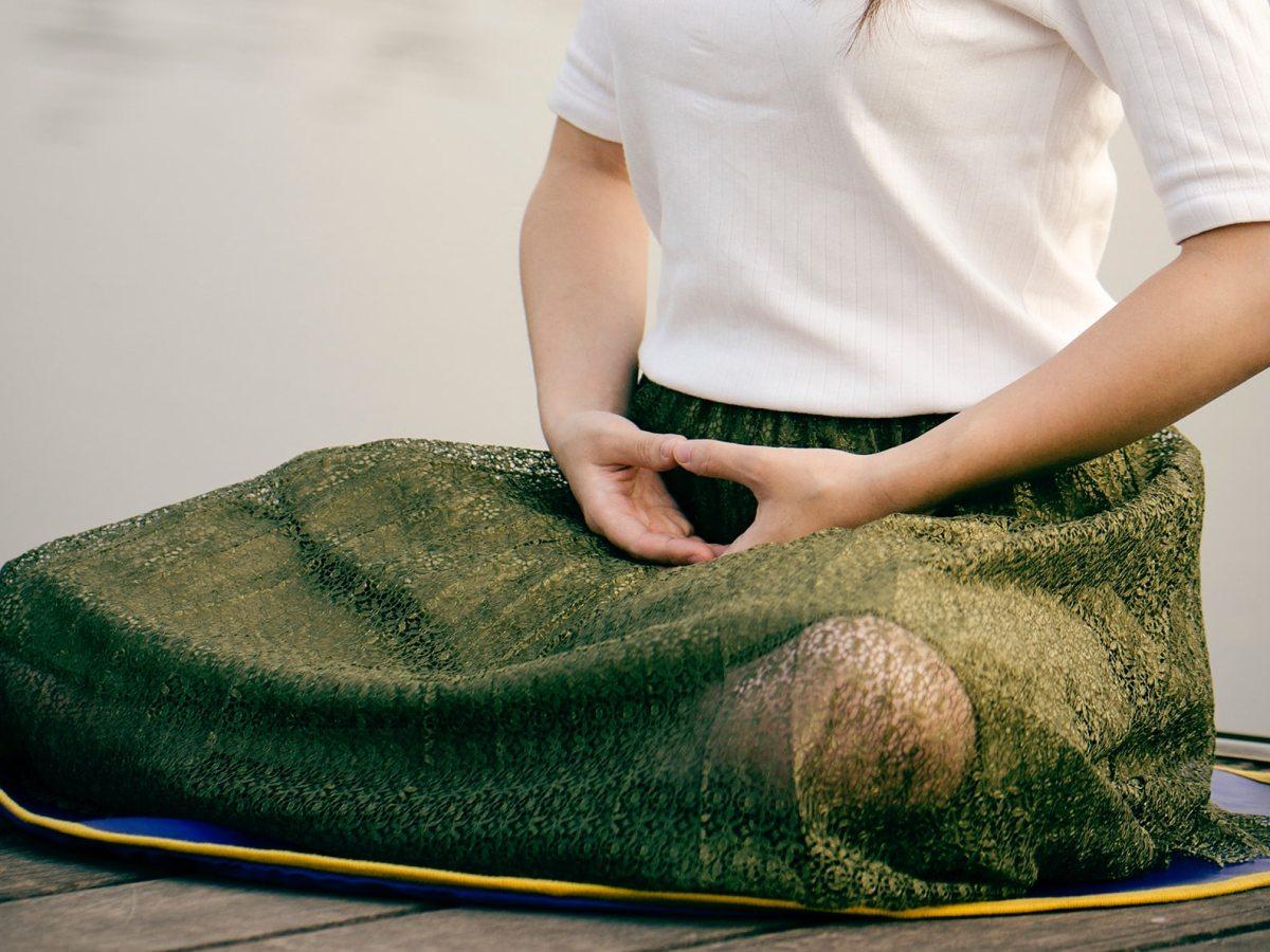 Buddhism trauma recovery